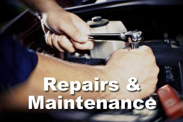 Auto Repairs Scheduled & Regular Maintenance Services