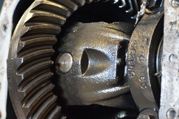 Engine Transmission & Rear End Rebuilding in NC