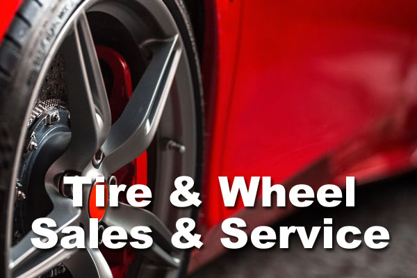 New Tire Store, Tire & Wheel Sales & Service in Tabor City NC