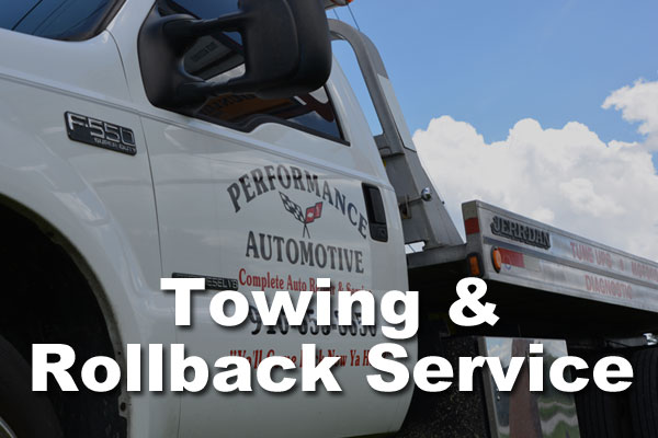 Local Towing, Wrecker & Rollback Service in Tabor City